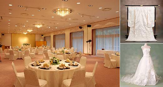 結婚式場・清涼殿